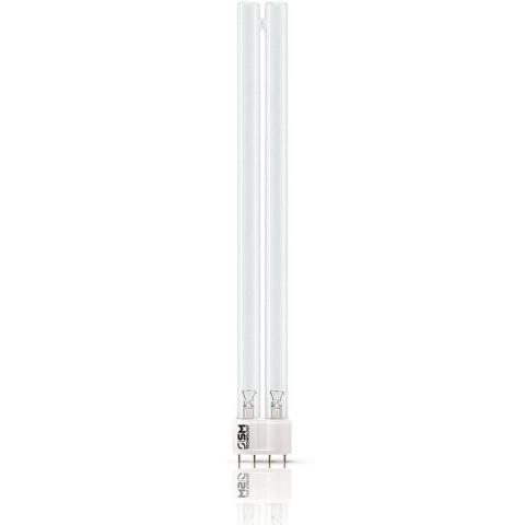 Бактерицидна ультрафіолетова лампа безозоновий 60W 2G11 SM Technology